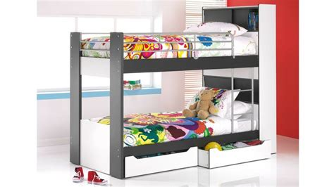 Montana Single Bunk Bed With Storage Harvey Norman Bunk Beds Harvey Norman