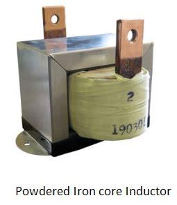 powdered iron inductor basic electronics guide