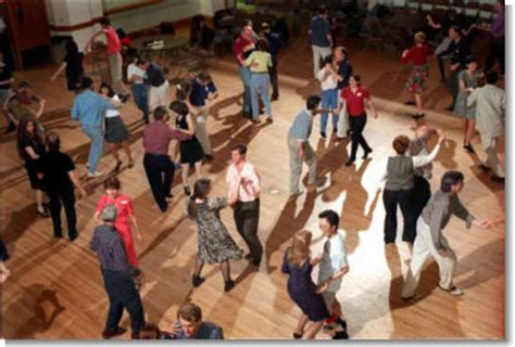 what is a swinging club hartford swing dance jam