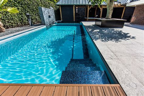design your pool pool steps aquatic backyard in the netherlands by centric