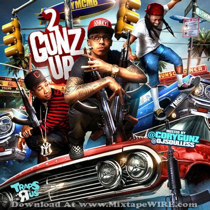 ymcmb flow ft bonka monster freestyle ymcmb 2 gunz up mixtape hosted by cory gunz mixtape