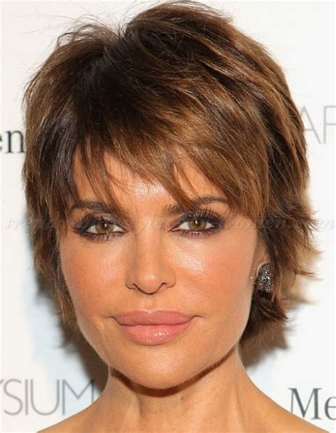 short hairstyles for women over 50 reverse wedge wedge haircuts for women over 50 pictures short