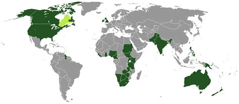 how many countries as an official language http en org wiki list of countries where