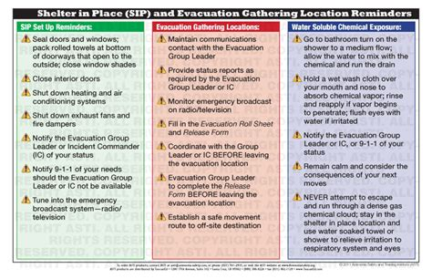 emergency response card template home prevention ready new york ccls grade 4 shelter
