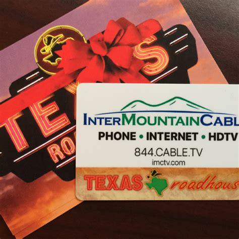 Texas Roadhouse E Gift Card - gearheartradio