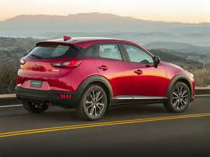 Madza Cx3 New 2017 Mazda Cx 3 Price Photos Reviews Safety