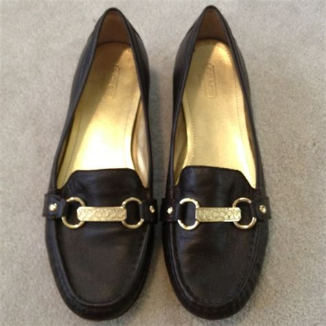 brown coach loafers coach reduction brown coach loafers from erynn