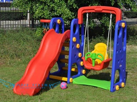 swing and slides 3 in 1 playground slide swing ba end 10 18 2015 2 15 pm