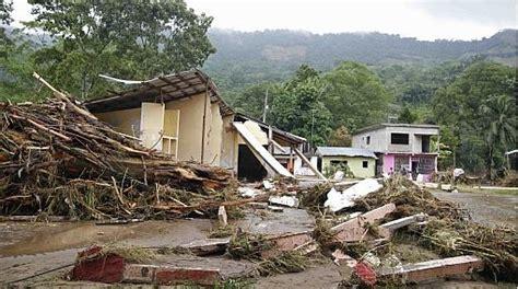 imagenes de desastres naturales ocurridos en mexico desastres naturales causan p 233 rdidas millonarias taringa