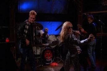 T Zone Rock N Rockin Hijau rock n roll nightmare 1987