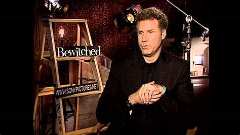 will ferrell interview bewitched will ferrell exclusive interview youtube
