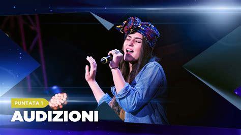 Audizioni X Factor 2015 by X Factor 2016 Audizioni Gaia