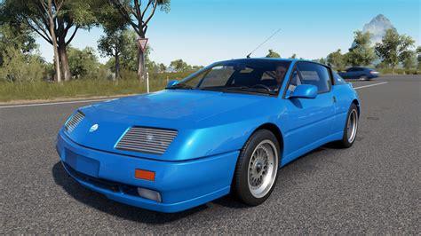 Garage Renault Le Mans by Forza Horizon 3 Renault Alpine Gta Le Mans 1990 Test