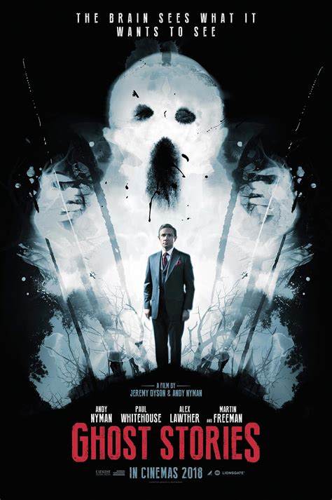 ghost stories ghost stories 2018 poster 1 trailer addict