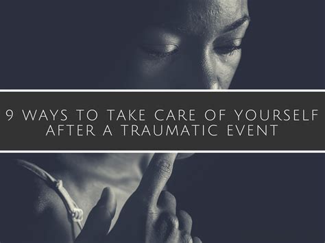 9 Ways To Take Better Care Of Your Shoes by 9 Ways To Take Care Of Yourself After A Traumatic Event