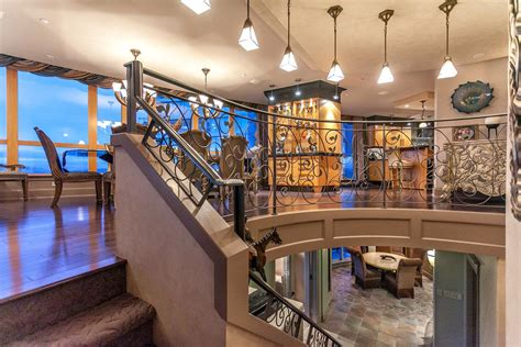 ultimate luxury penthouse mansion  vancouver