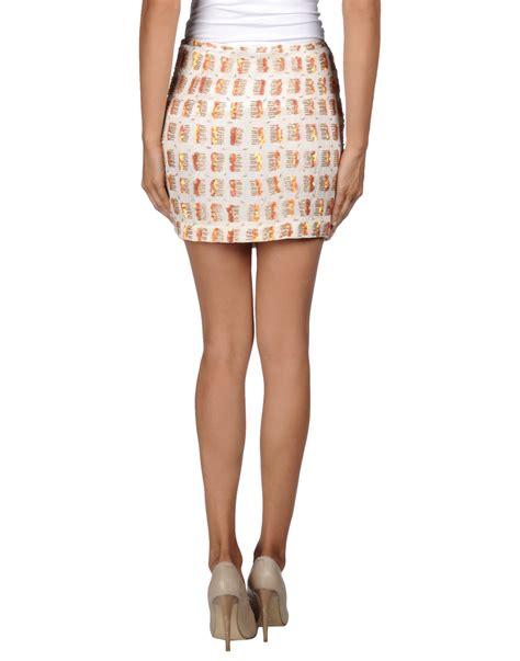 Batik Skirt lyst antik batik mini skirt in