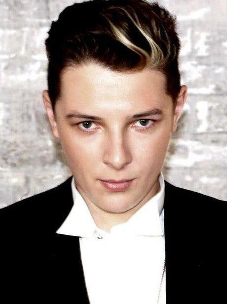 johnnewman hair cut john newman how to rock the quiff prince george what