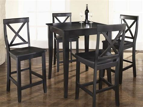 Bar Style Kitchen Table And Chairs Pub Style Kitchen Table Plans Home Design Ideas