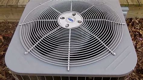hvac condenser fan blades carrier hvac unit condenser fan