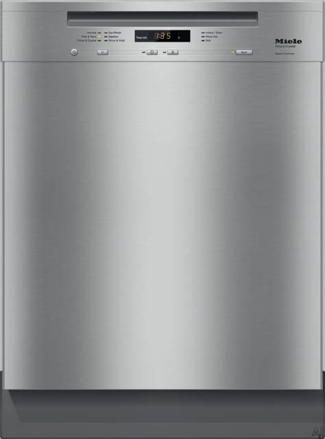 miele gscu full console dishwasher   wash cycles flexicare deluxe basket design