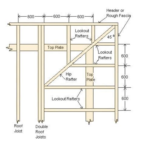lookout flat roof framing how to frame flat roofs blanco flat roof