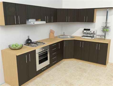 model kitchen designs modelo 3d cocina simple descargar gratis