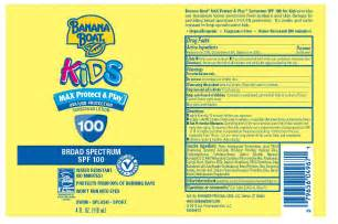 banana boat sunscreen oxybenzone dailymed banana boat avobenzone octocrylene