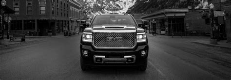 gmc sierra hd denali engine specs  towing capacity