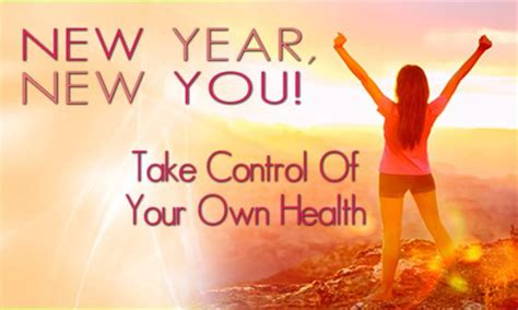 new year article in new year new you take of your own health