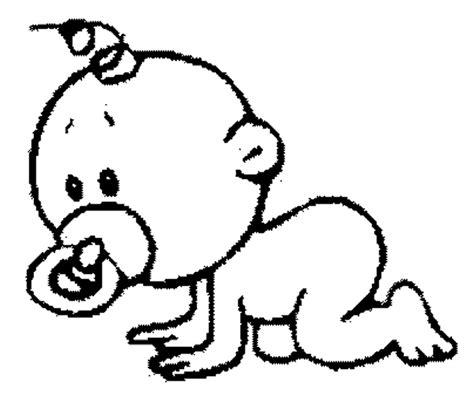 imagenes para colorear baby shower dibujos para colorear de beb 233 baby plantillas para