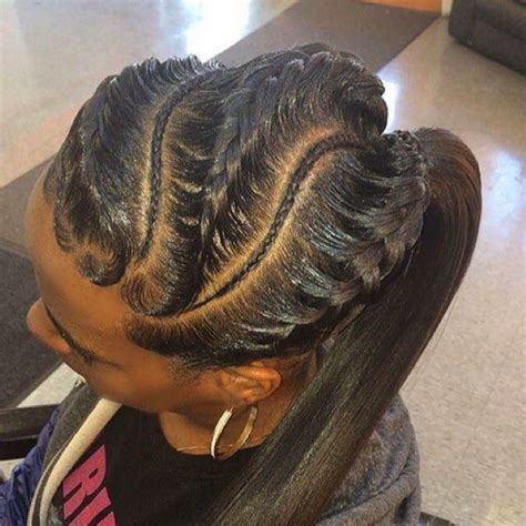 epic haircuts hours pretty ponytail styled by detroitstylist hairprincessss