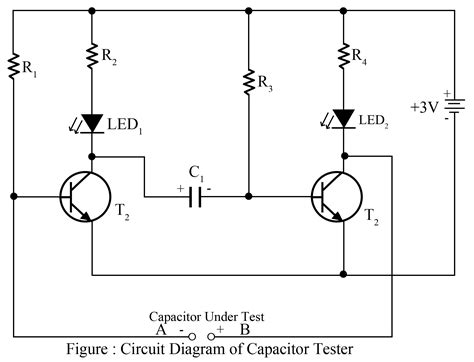 diagram of capacitor how to use capacitor in circuit 28 images ac capacitor