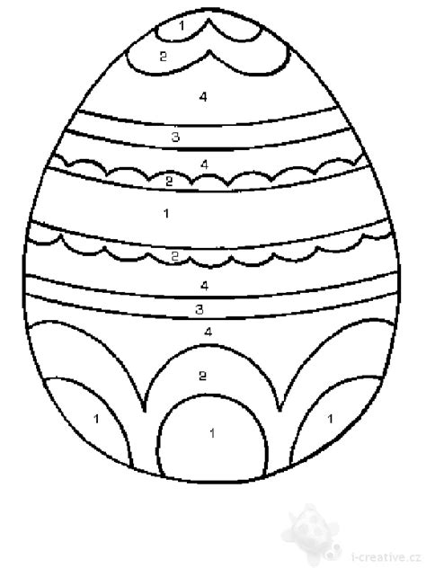 coloring pages easter eggs easter eggs colouring book coloring part 6