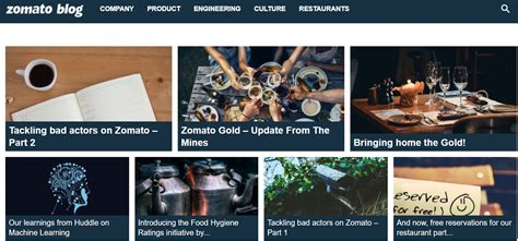 blogger zomato 8 entrepreneurship blogs for business people to follow in