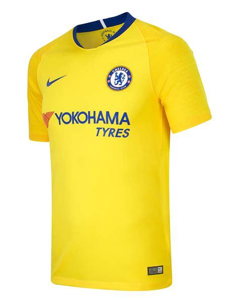 Jersey Go Chelsea chelsea 18 19 away jersey nike style sports
