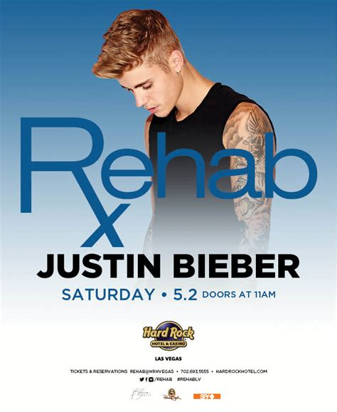 Detox Las Vegas by Justin Bieber Rehab Saturday May 2 2015