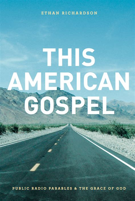this american gospel radio parables and the grace