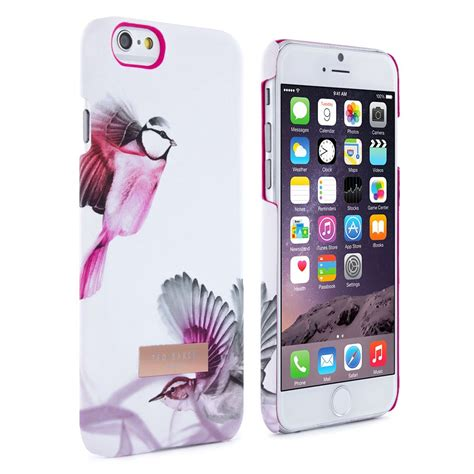 iphone 6 6s ted baker s ss15 collection soft feel finish proporta