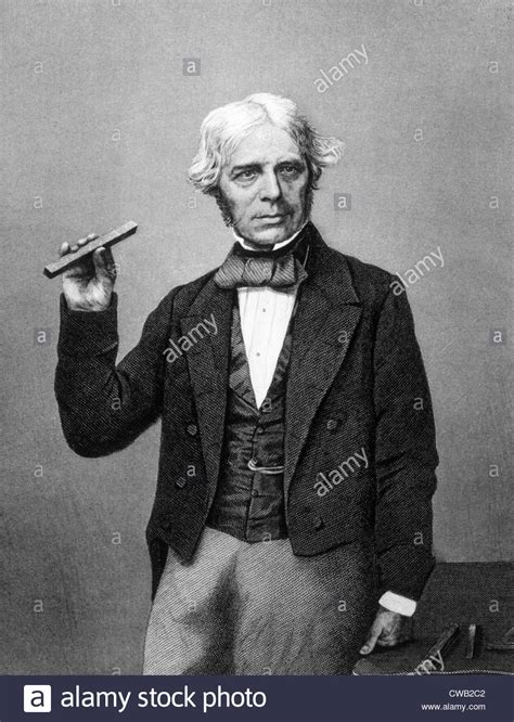 induction faraday s michael faraday 1791 1867 discoverer of electromagnetic induction stock photo royalty free
