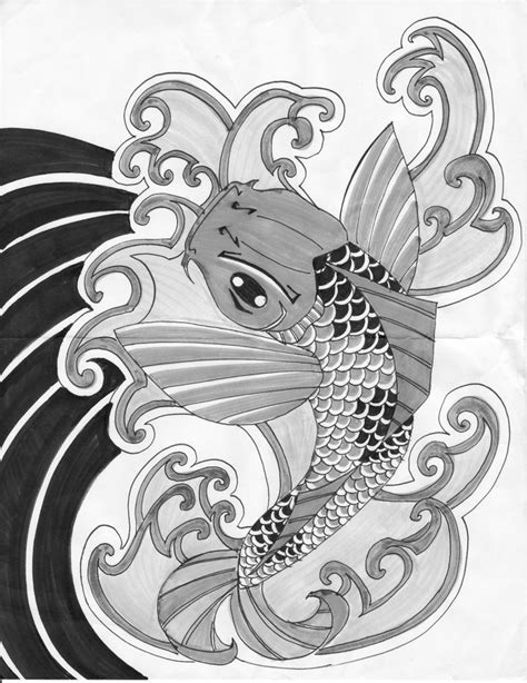 tribal fish tattoos meaning best 25 koi fish meaning ideas on koi