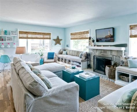 beach themed living room 12 small coastal beach theme living room ideas with great