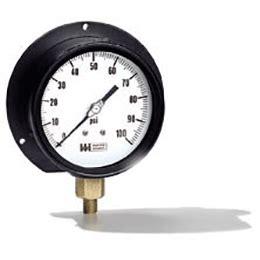 potable water pressure gauge pressure gauges for potable water applications