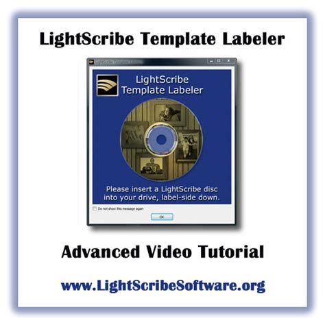 lightscribe software free and premium lightscribe