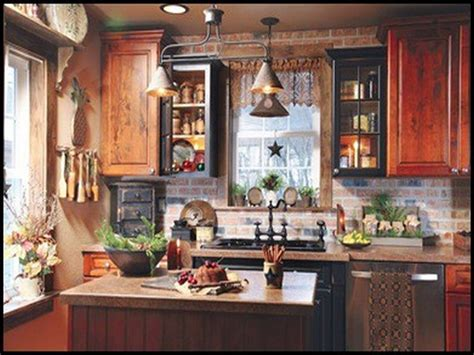 primitive kitchen decor kitchen decorating ideas