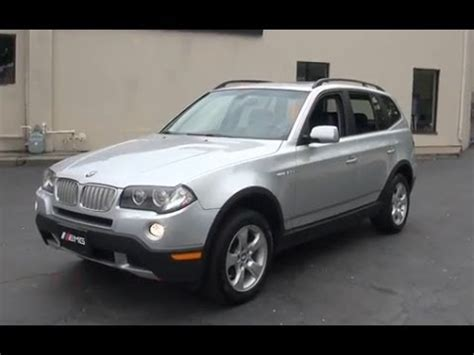 2008 bmw x3 review 2008 bmw x3 3 0si automotive review