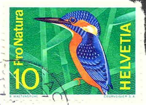 Schweiz Briefmarken Wert 091 Schweiz Helvetia Wert 10 Pro Natura Helvetia Wert 10 Pro Natura Sondermarke Pro