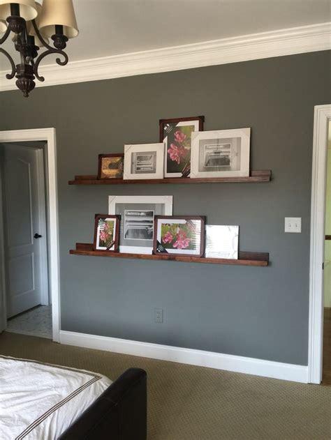 build pottery barn style photo shelves diy ideas