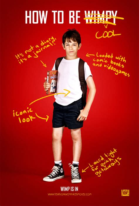 Diary Of A Wimpy Kid 2010 Poster 1 Traileraddict Diary Wimpy Kid
