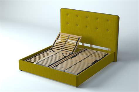 King Size Adjustable Bed Frames Adjustable Beds King Size Adjustable Bed Base Split King Sleep Science Power Akomunn 100